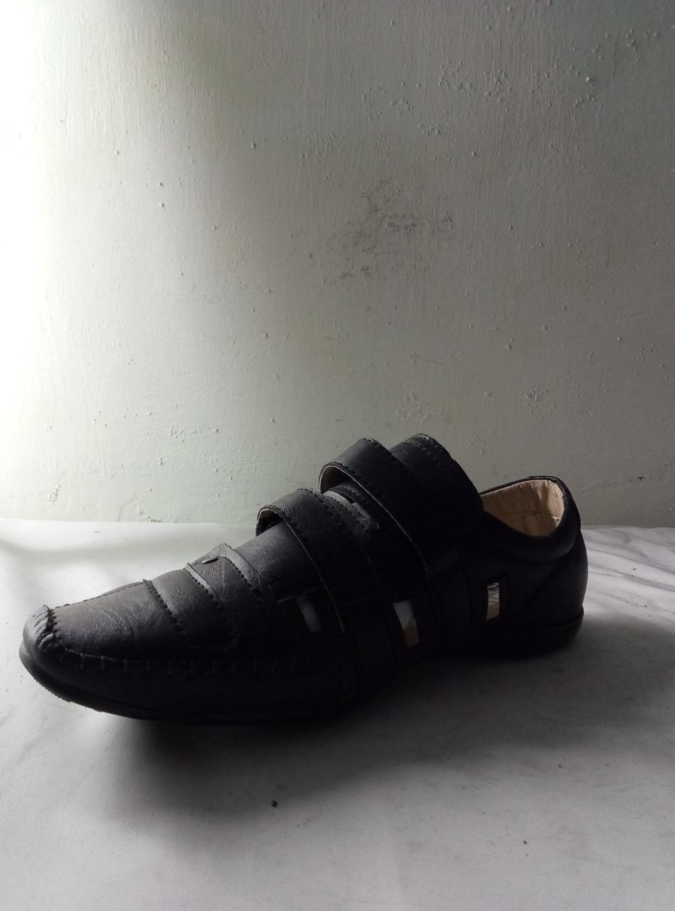 Туфли мужские летние CONFOOT