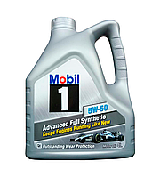 Масло моторное MOBIL1 5W50, 4л
