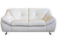 Раскладной кожаный диван Небраска
