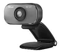 Веб-камера Trust Viveo HD 720p Webcam Black (20818)