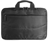 """Прочная сумка с отделом для ноутбука 15.6"""" Tucano IDEA COMPUTER BAG 15.6"""" BLACK B-IDEA"""
