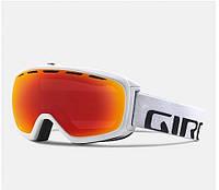 Горнолыжная маска Giro Basis белая/белая, хурма фиол. 60% (GT)