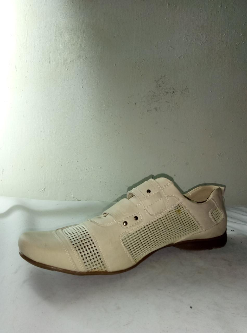 Туфли мужские летние NASITE
