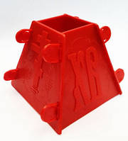 Форма для сирної паски пластик 500 грам, фото 1
