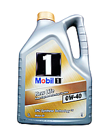 Масло моторное MOBIL NEW LIFE 0W40, 5л