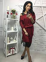 Красивое женское платье, шелк Армини