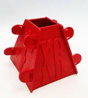 Форма для творожной пасхи малая 350грамм