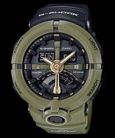 Casio G-Shock World Time Green-GA-500P-3A