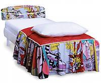 Кровать двуспальная 1,6х2 Кэнди (МДФ принт)