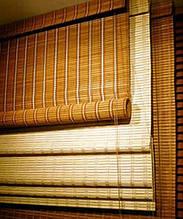 Роллеты бамбуковые