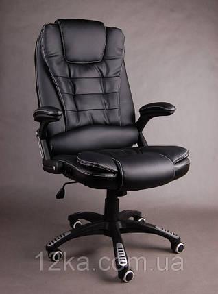 Кресло Avko AV 01 Black, фото 2