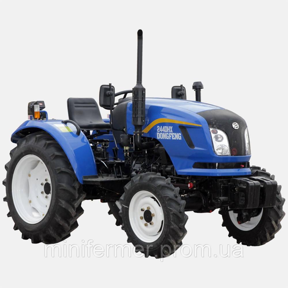 Трактор Dongfeng 244 DЛюкс