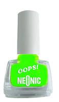Лаки для ногтей ТМ OOPS Neonic 6 мл