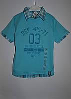 Модная футболка Германия C&A Palomino 116 см.