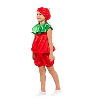 Карнавальный костюм Помидора весенний на праздник Весны (4-8 лет)