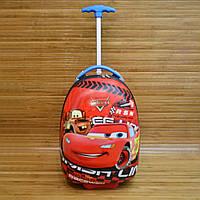 Дорожная сумка детская Тачки Красный 45х30х25 см