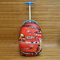 Дорожная сумка детская Тачки Синий 45х30х25 см