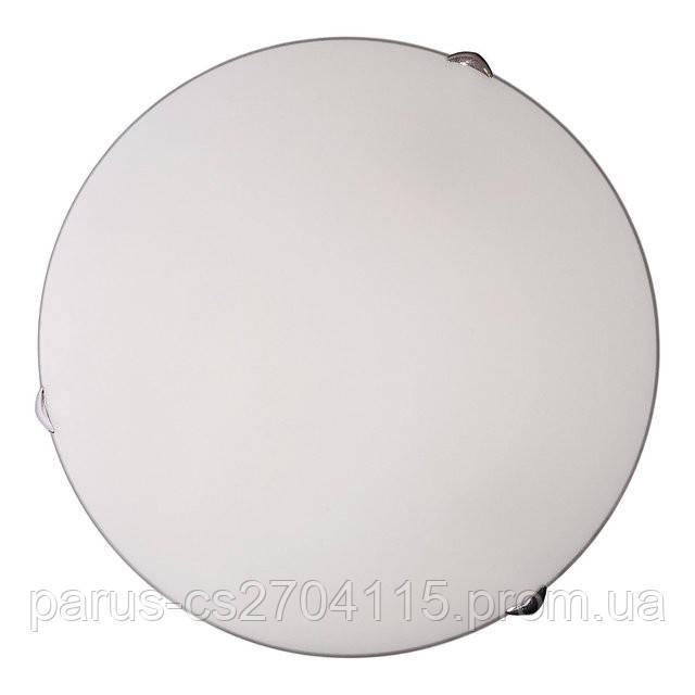 Светильник настенно-потолочный Е27, 2х60v, д-300