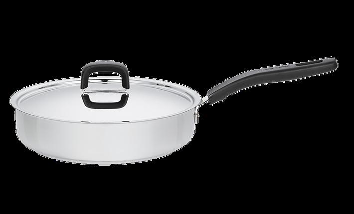 Сковорода для электрических плит Fiskars (1015321) 26 см, фото 2