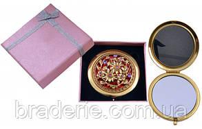 Зеркальце карманное 7006-10, фото 2