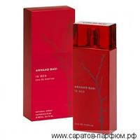 Armand Basi In Red (edp) арманд баси ин ред парфюмированная вода