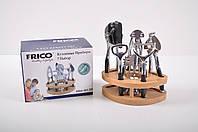 Набор кухонных приборов 7 предметов Frico арт.FRU-181 (Код: 2500002913325)