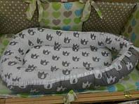 Колыбелька-кокон, гнездышко, позиционер, люлька Cocoonbaby
