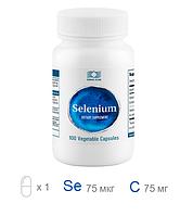 Селен Selenium Антиоксидант  Помогает при сердечной аритмии и профилактика гипотиреоза