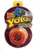 Super Action Special Red Yo Yo/ Супер спеціальное ЙО-ЙО 5+лет (Зелёный)