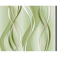 Обои бумажные Рианна 1113 зеленый