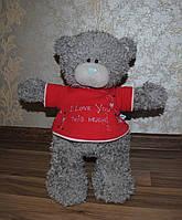 Мишка Тедди me to you 41 см!