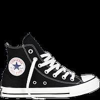 Кеды Converse All Star (Высокие чёрно-белые)