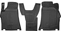 Полиуретановые коврики для Hyundai H-1 II (1+1 первый ряд) 2008- (AVTO-GUMM)