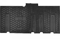 Полиуретановые коврики для Hyundai H-1 II (второй ряд) 2008- (AVTO-GUMM)