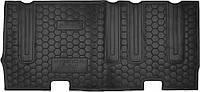 Полиуретановые коврики для Hyundai H-1 II (третий ряд) 2008- (AVTO-GUMM)