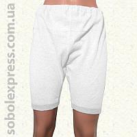 Панталоны женские летние длинные белые