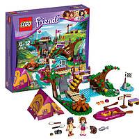 Lego  лего Friends Спортивный лагерь Сплав по реке 41121