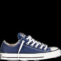 Кеды Converse All Star  низкие синие