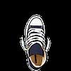 Кеды Converse высокие синие, фото 4