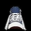 Кеды Converse высокие синие, фото 2
