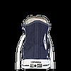 Кеды Converse высокие синие, фото 3