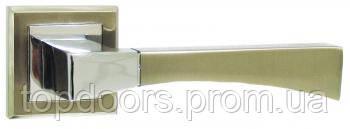 Дверные ручки USK на розетке USK Z-60068, фото 2