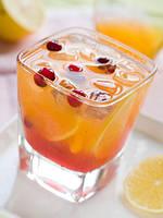 """Игристая Мимоза """"Sparkling Cranberry Mimosas"""""""