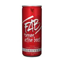 Энергетический напиток ФАБ (FAB) - Форевер Актив Буст (Forever Active Boost)