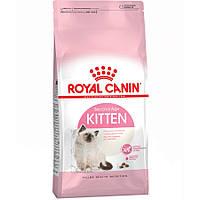 Royal Canin Kitten (роял канин сухой корм для котят от 4 до 12мес.) 2кг