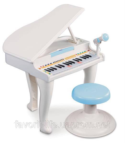 Музыкальная игрушка Weina Рояль белый 2105 - Интернет-магазин Фаворит в Киеве