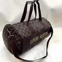 Сумка дорожная экокожа Louis Vuitton