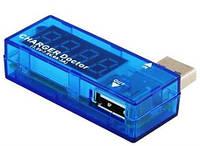 5015 Цифровой USB Тестер, вольтметр амперметр 3-7В 0-3А