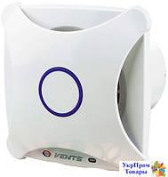 Декоративный вентилятор Вентс VENTS 125 Х, вентиляторы, вентиляционное оборудование БЕСПЛАТНАЯ ДОСТАВКА ПО УКРАИНЕ