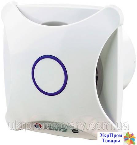Декоративный вентилятор Вентс VENTS 125 Х турбо, вентиляторы, вентиляционное оборудование БЕСПЛАТНАЯ ДОСТАВКА ПО УКРАИНЕ, фото 2